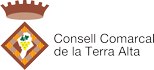 Official website of the Regional Council of Terra Alta Logo