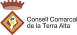 Web oficial del Consell Comarcal de la Terra Alta Logo